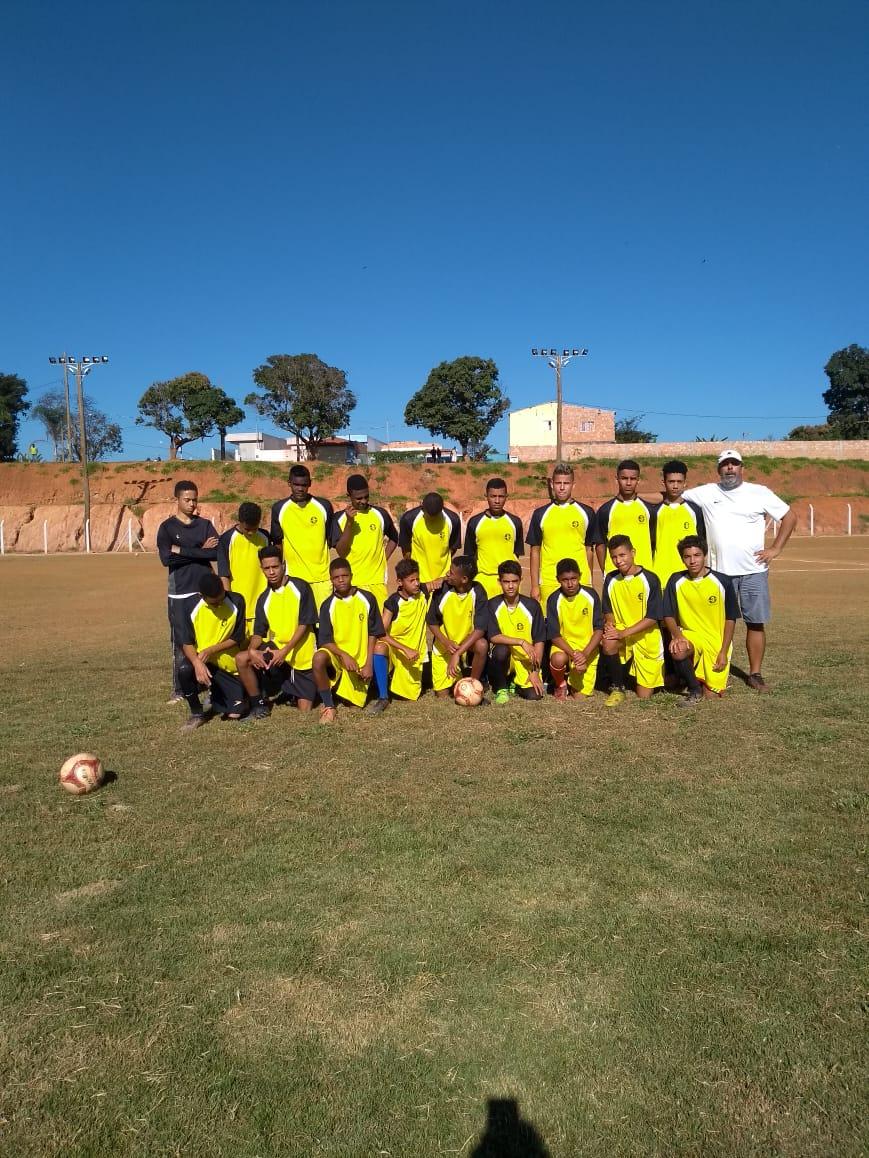 Categoria Sub 16 - Nova Geração FC